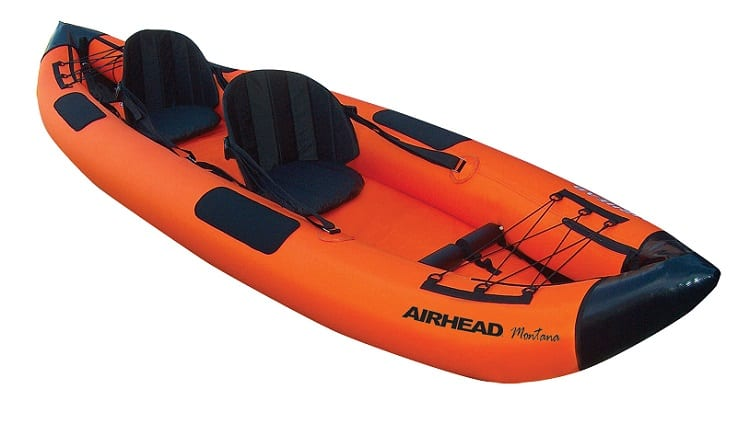 Airhead Montana Two-Person Inflatable Kayak Review