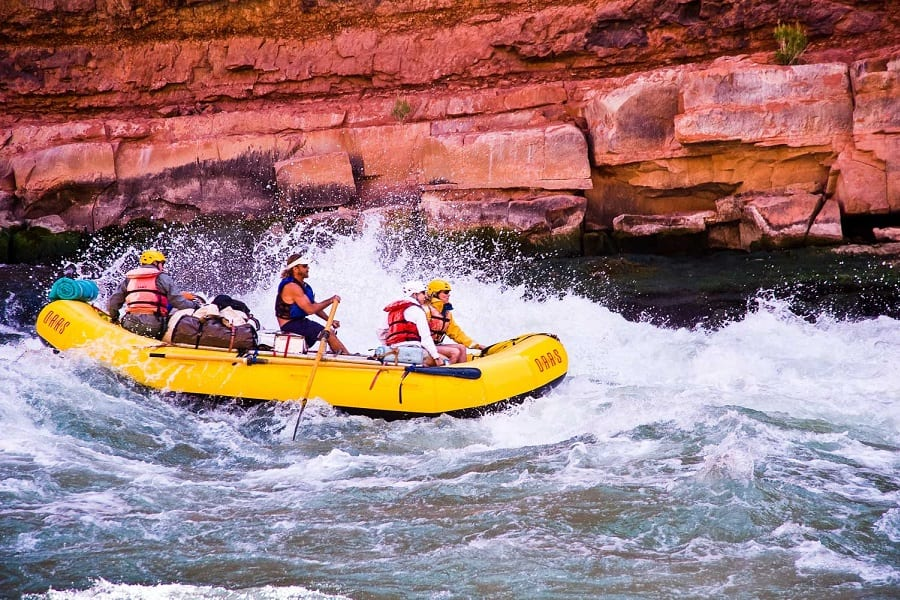 Ultimate Guide To Whitewater Rafting On The Colorado River