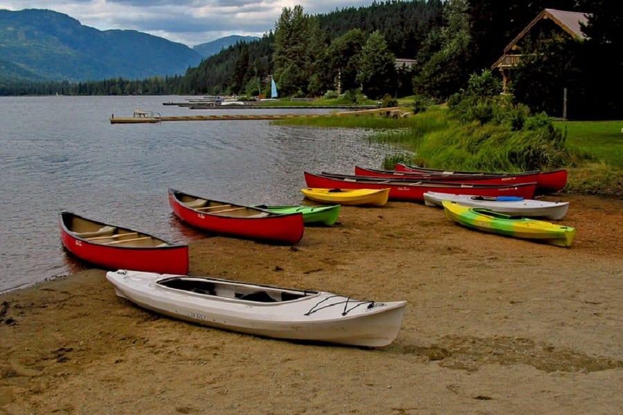 Canoeing Vs. Kayaking