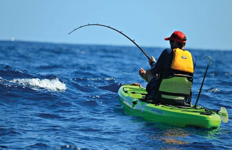 7 Activities Involving Kayaks