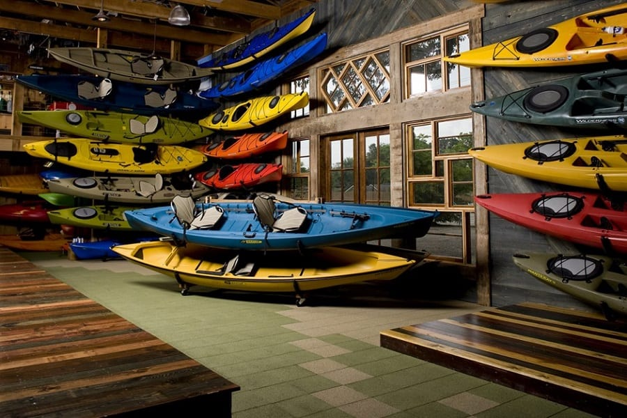 What To Do With Your Kayak In The Off-Season