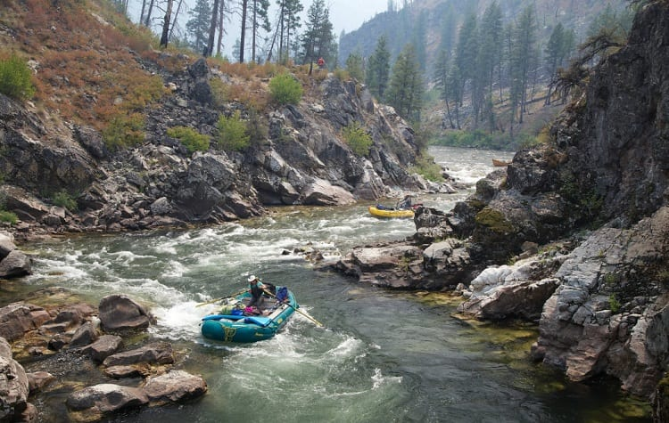 Middle Fork Of Salmon River – USA