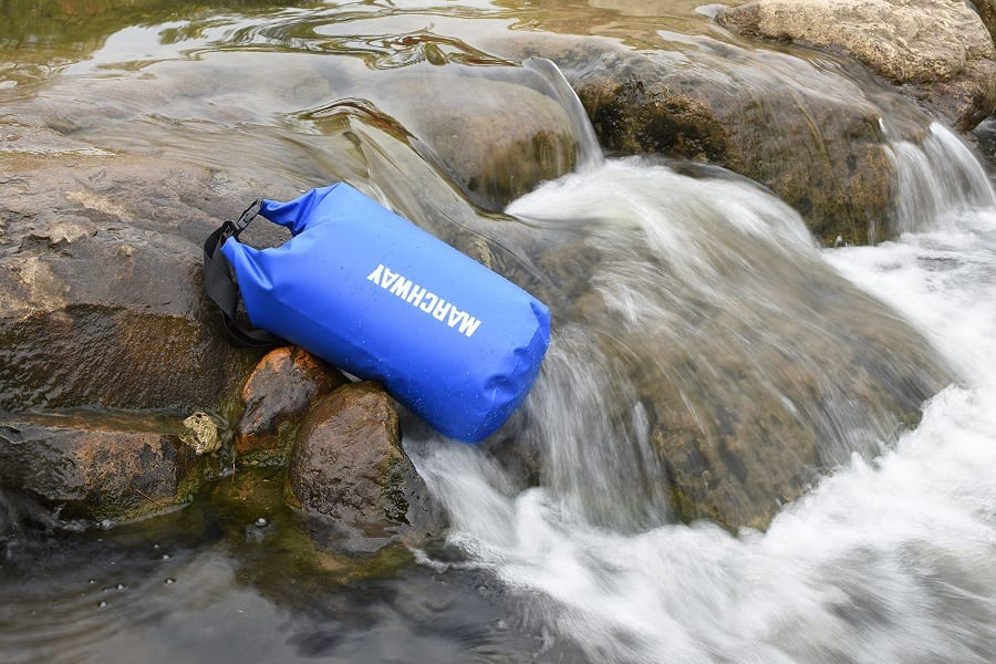Best Dry Bag: Keep Your Stuff Safe From The Water
