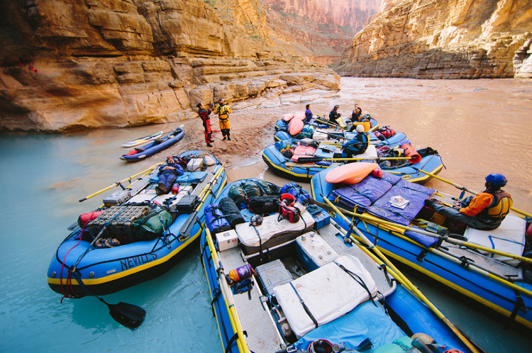 What Is The Best Time Of Year To Raft The Grand Canyon?