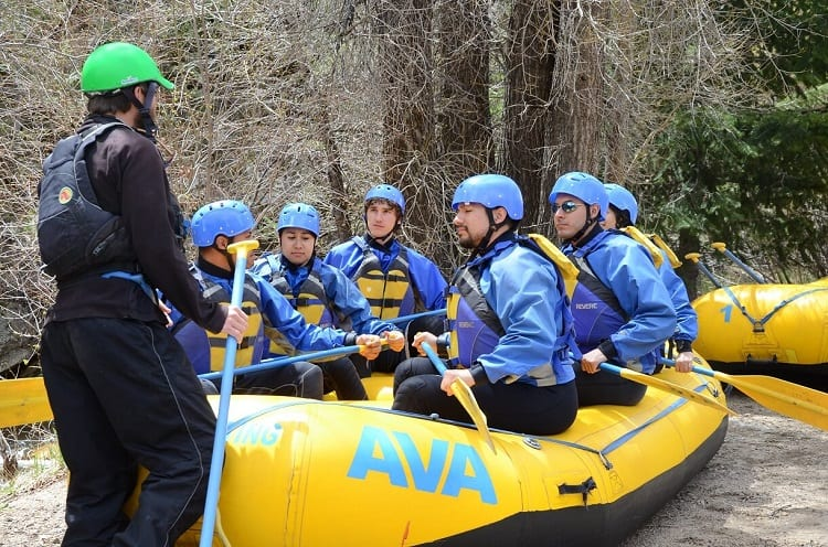 Why Become A Rafting Guide?