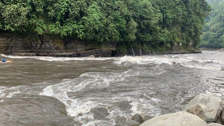 Rio Upano – Ecuador