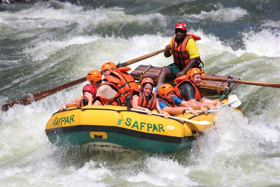6 Most Popular Rafting Spots Around The World