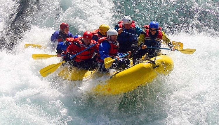 Can I Do White Water Rafting If I Can't Swim?