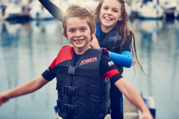 Kids PFDs (Personal Flotation Devices)