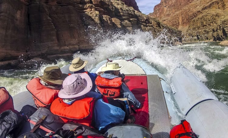Is Rafting The Grand Canyon Dangerous?