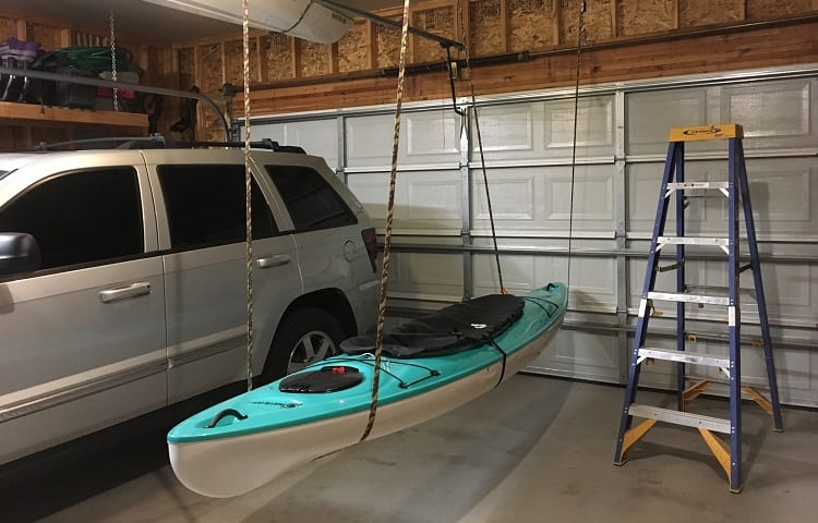 The Importance Of Storing Your Kayak Properly