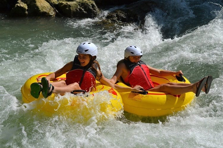 WHAT KINDS OF RIVERS ARE SUITABLE FOR TUBING?