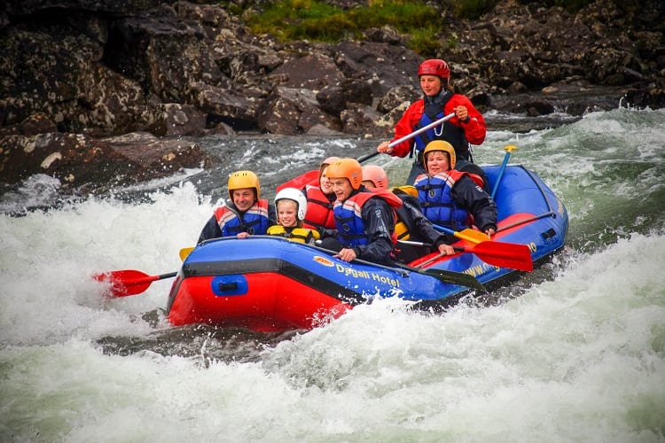 Is Rafting Safe For Kids?