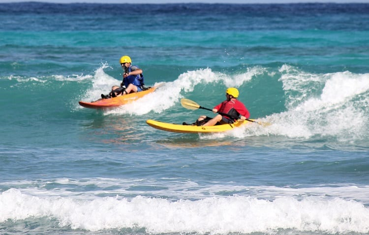 What Exactly Is Surf Kayaking?