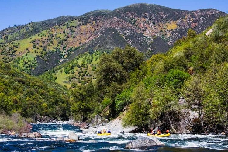 Tuolumne River, California